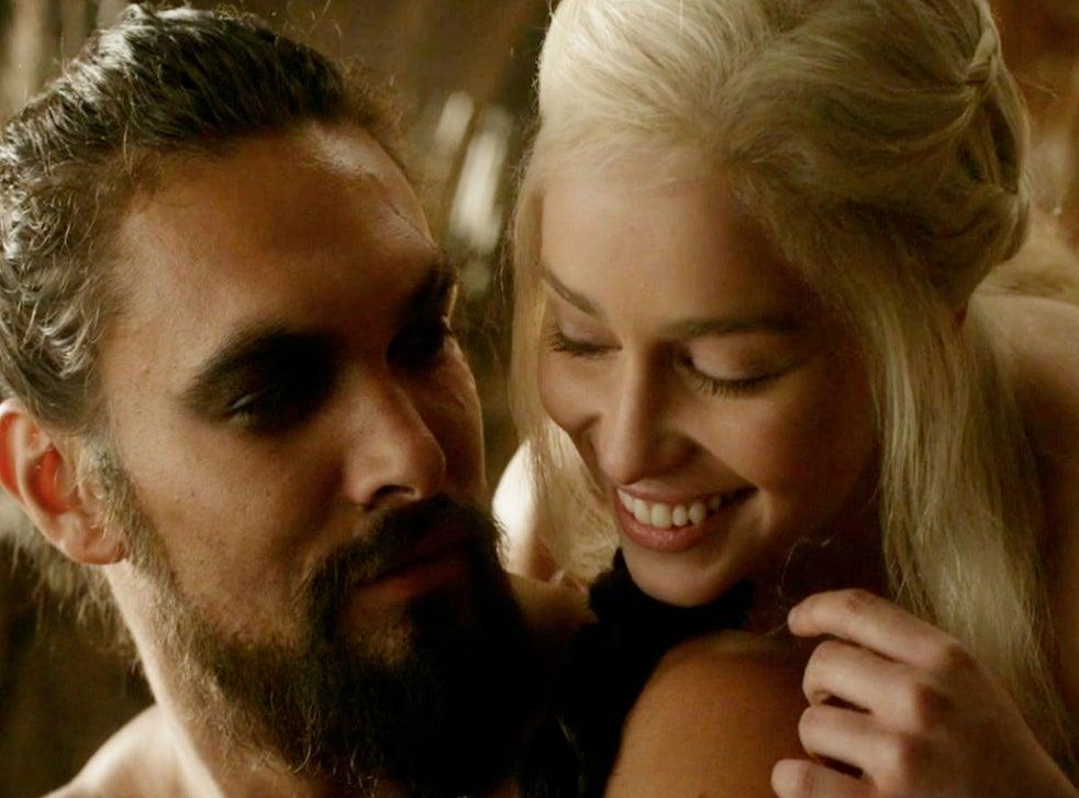 Daenerys et Khal Drogo prennent le trône de fer - au moins dans la chronologie alternative de la série