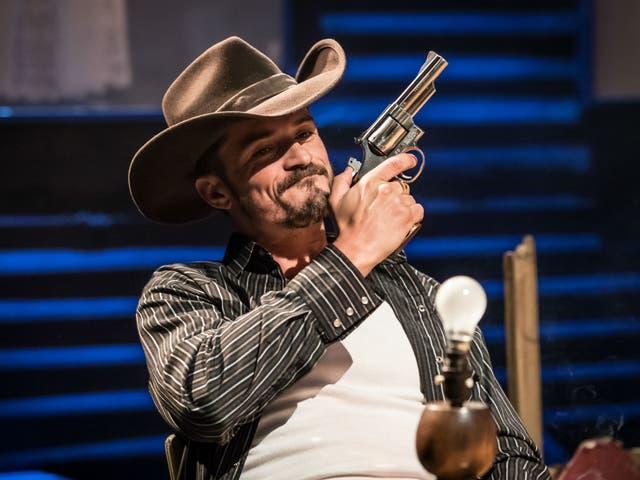 Orlando Bloom in 'Killer Joe'