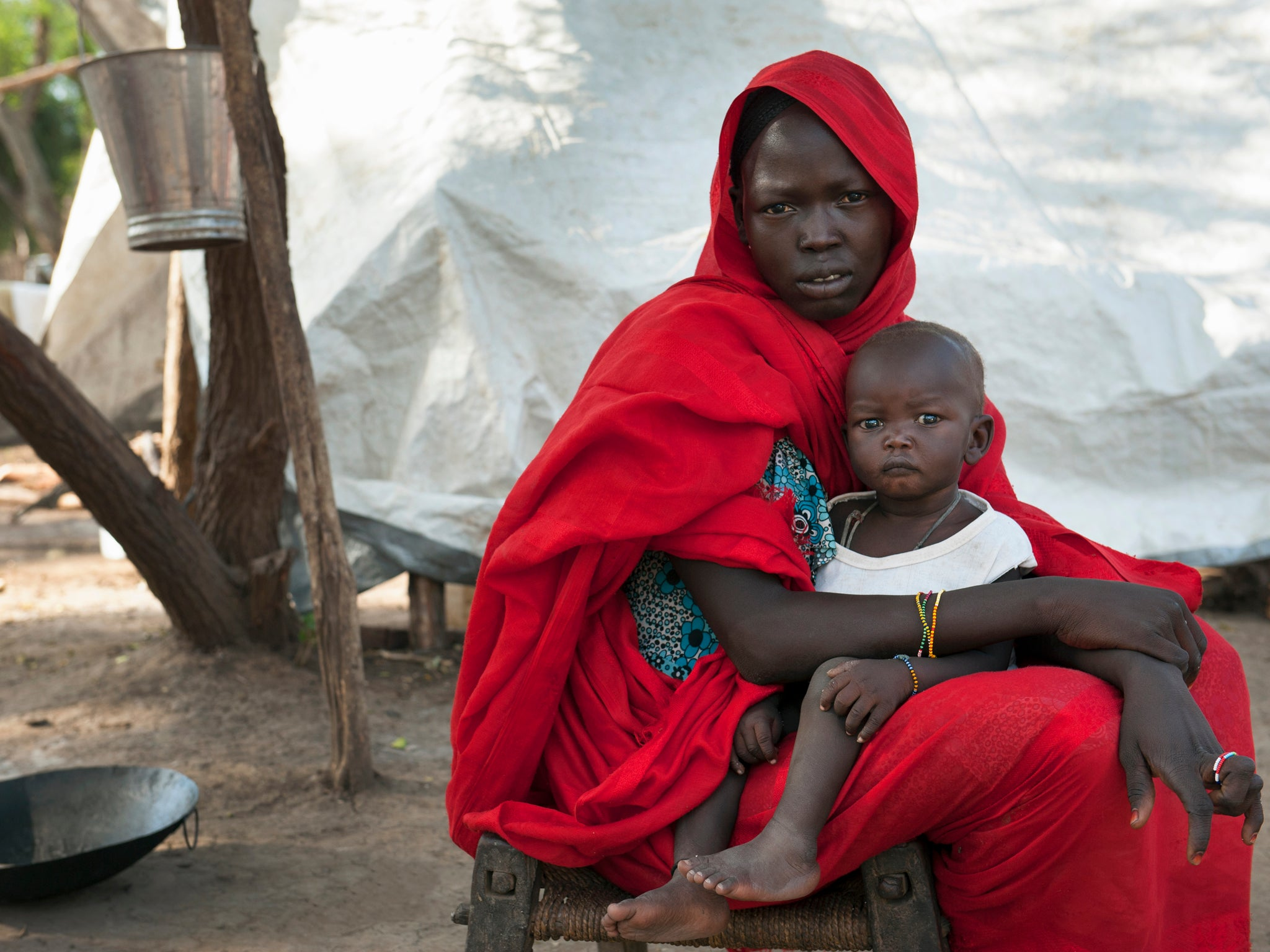 Sexual violence is rife in South Sudan – but a new female head chief could help bring change