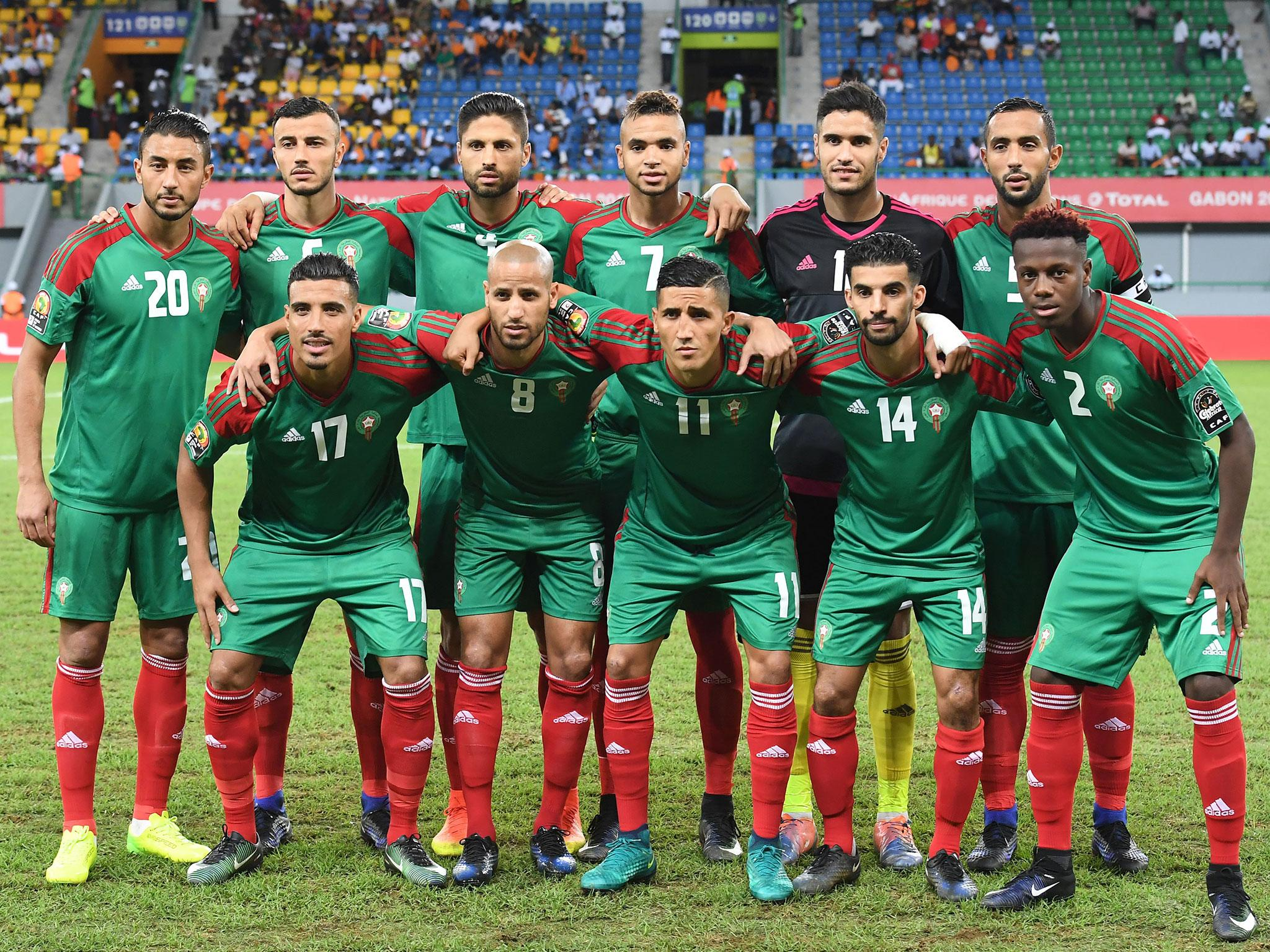 c4dbbafc9b9 Morocco World Cup squad guide  Full fixtures