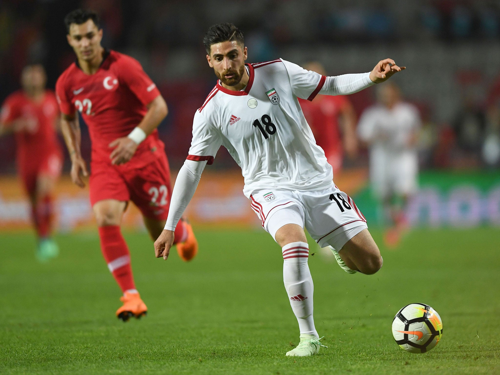 Iran World Cup squad guide  Full fixtures 1f9907b1b