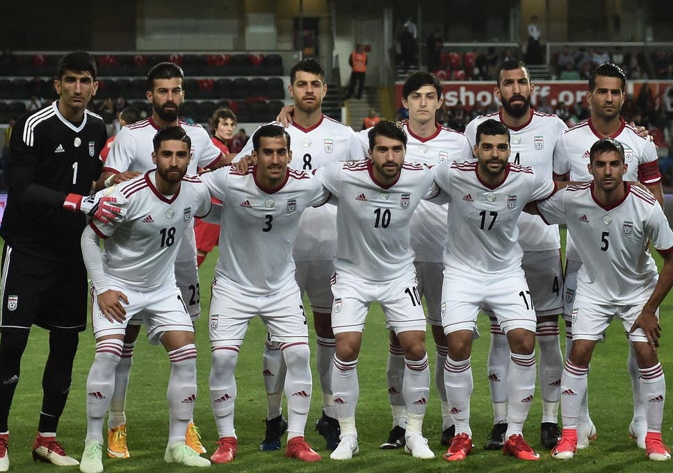 5b5271f1b I'll be supporting both England and Iran in the World Cup this year – and  I'm happy to talk about the politics
