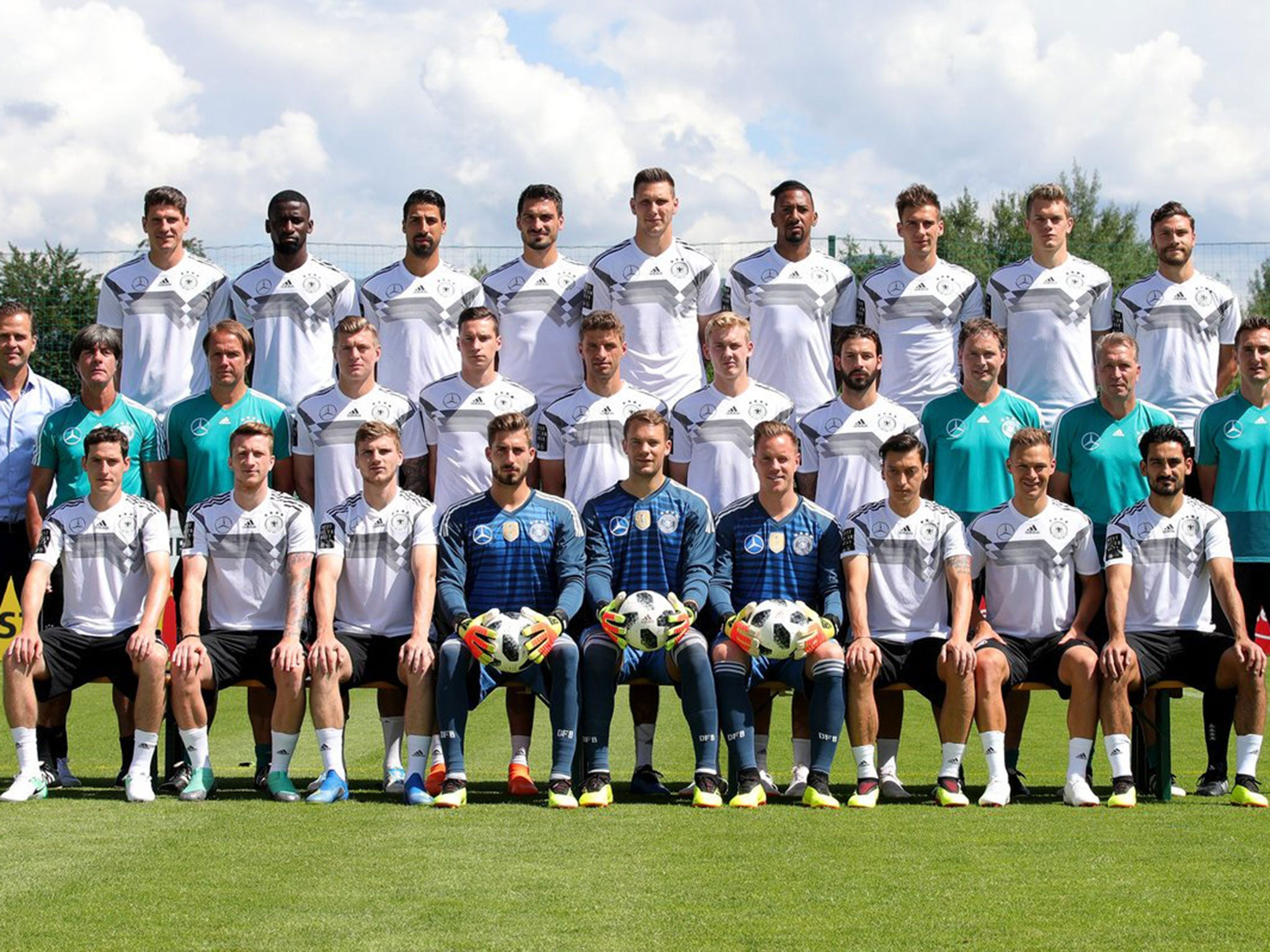 ac98cb33a World Cup 2018 squad lists  Latest news on all 736 players heading to  Russia