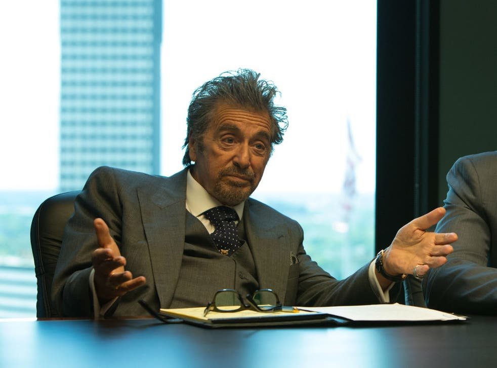 Al Pacino in 'Misconduct'
