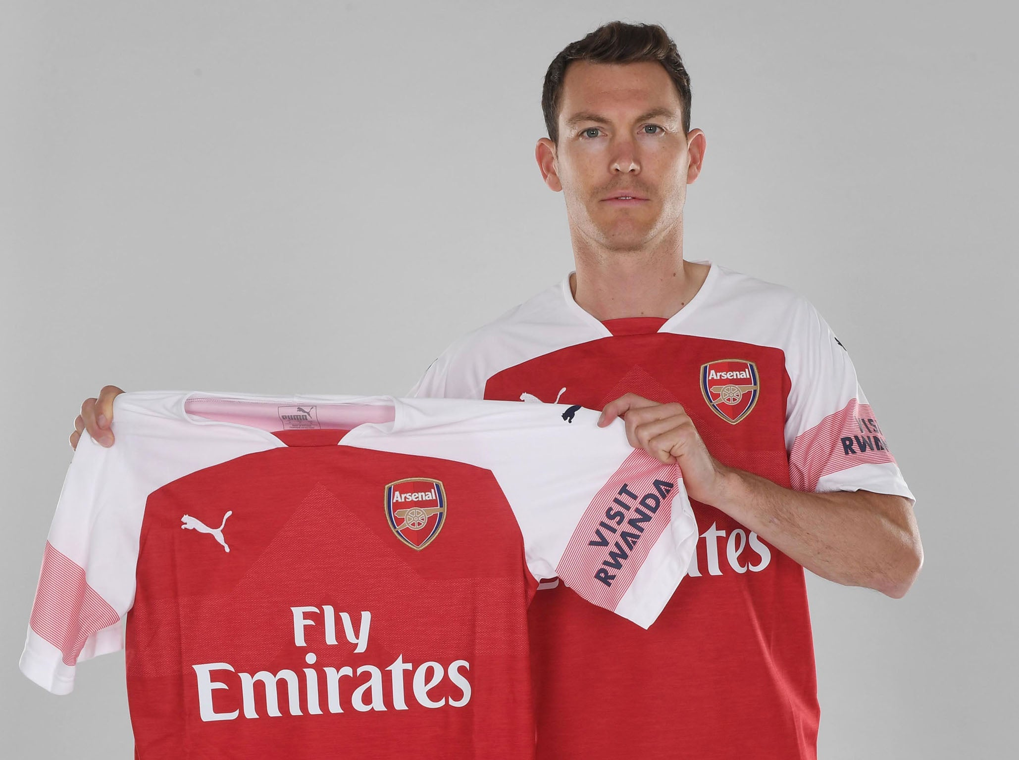 fbff9c981 Stephan Lichtsteiner's shirt number revealed after Arsenal transfer  confirmed | The Independent