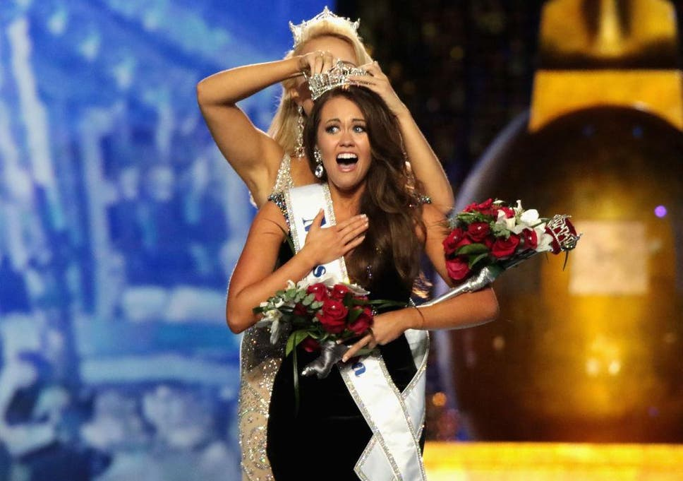 ff85c5d18df Miss America chair Gretchen Carlson announces competition will no longer  judge women on how they look and scraps swimsuit round.