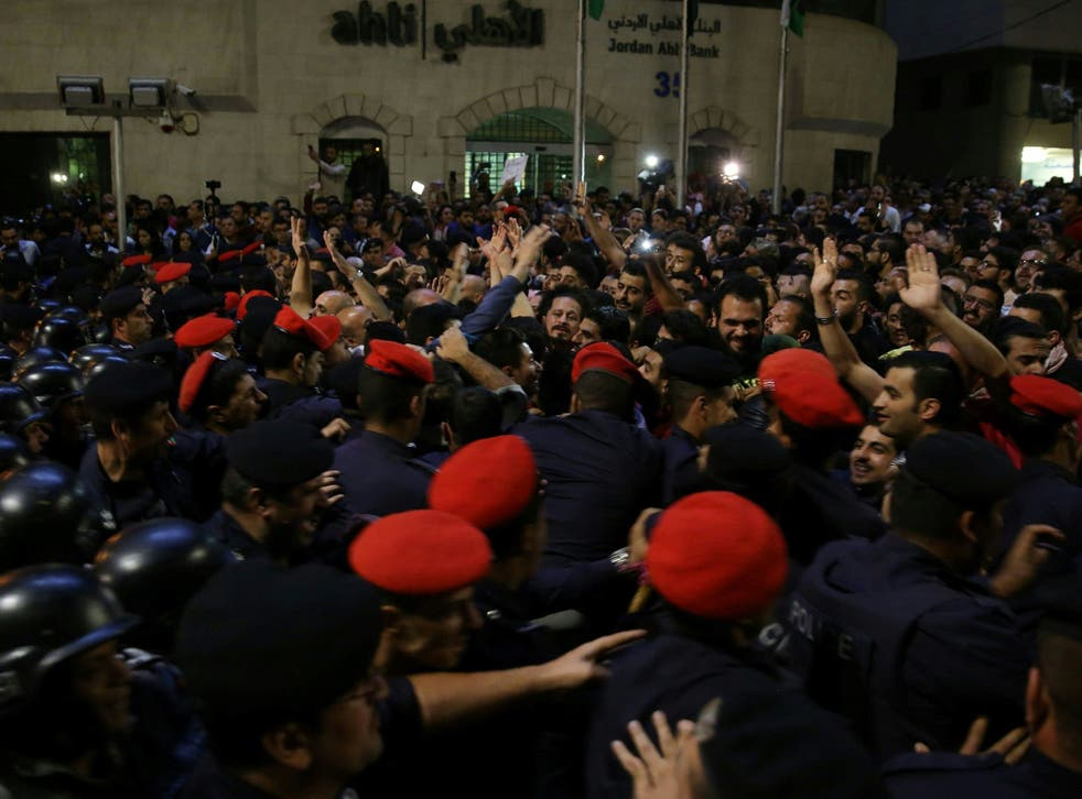 The protestors' ire has mainly been directed at the IMF-enforced austerity measures, a set of economic reforms implemented in response to rising public debt, but which have seen a decreasing quality of public services
