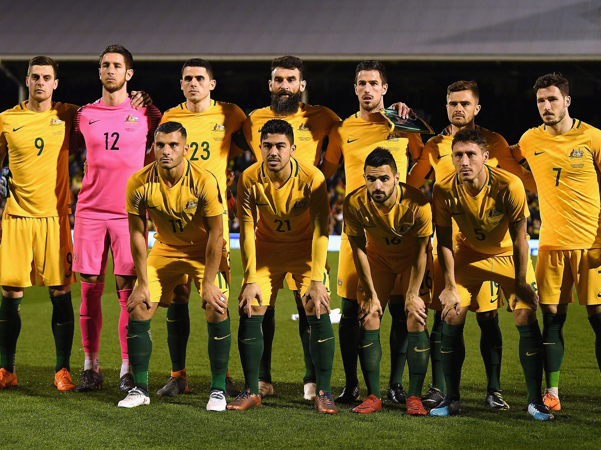 Australia World Cup squad guide: Full fixtures, group, ones to watch