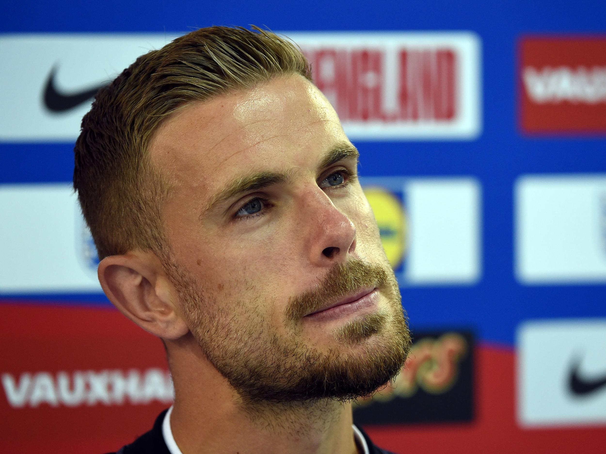 db75aa3db World Cup 2018: Jordan Henderson says Leicester City story can inspire  outsiders England to glory in Russia