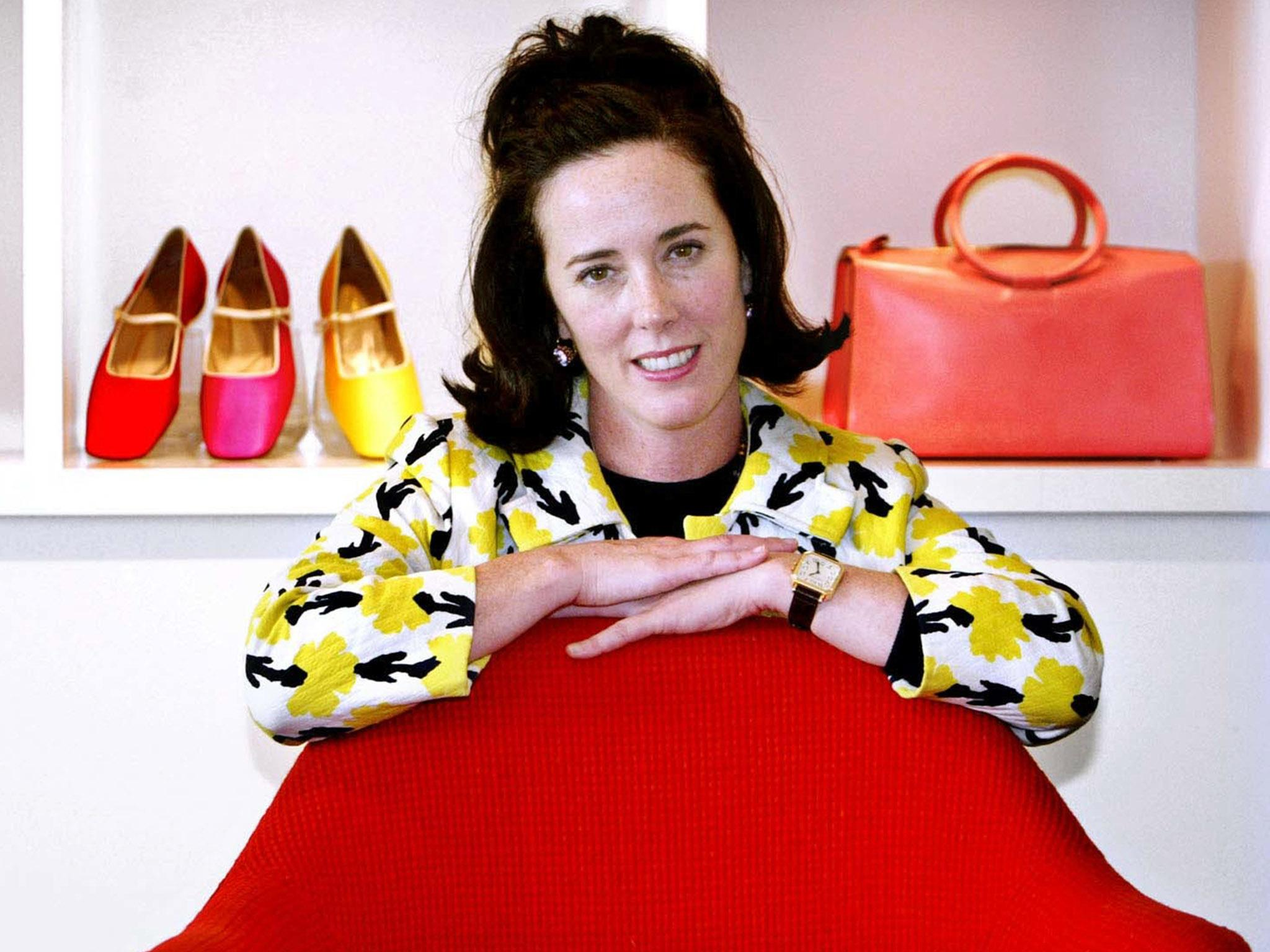 Kate Spade: Pressure of maintaining image prevented designer