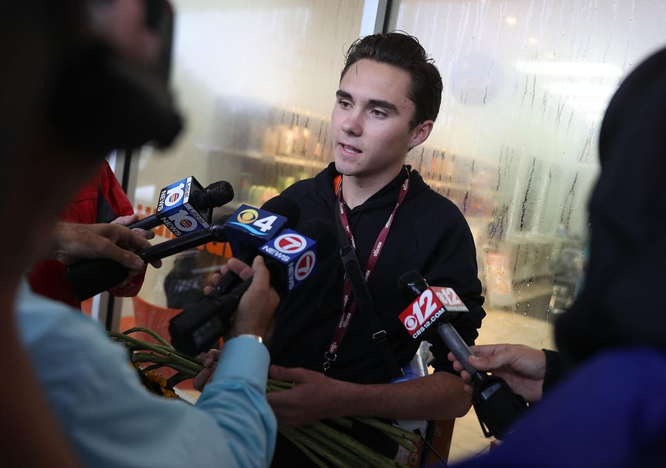Parkland shooting survivor David Hogg's house raided by SWAT