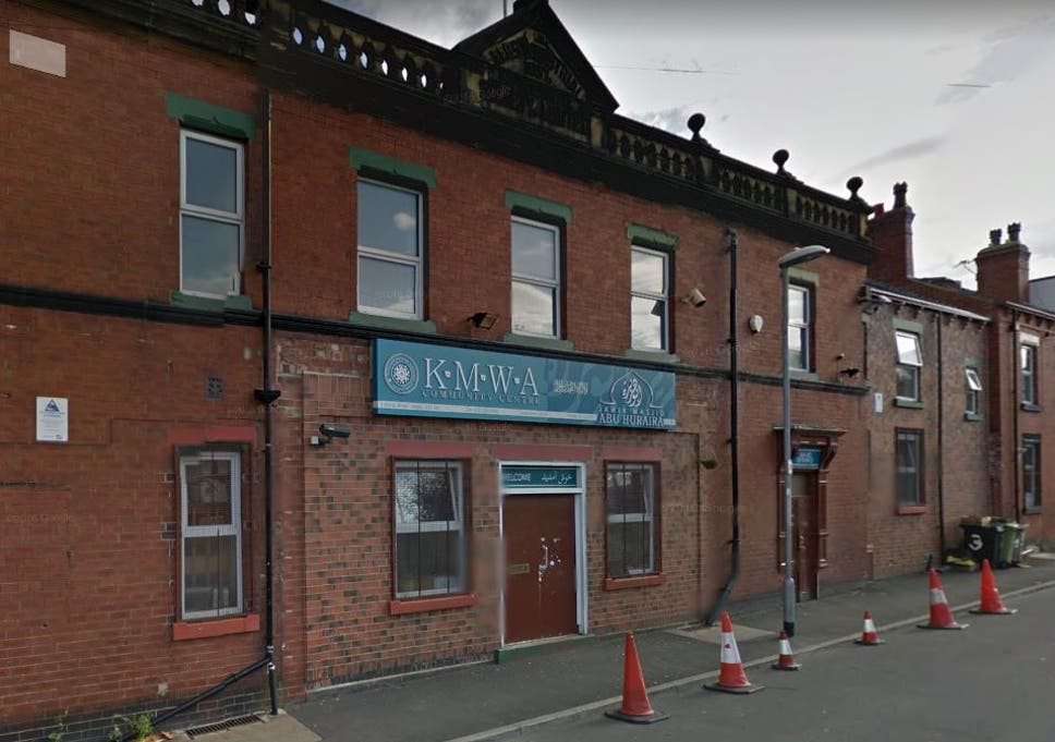 Muslim and Sikh places of worship set on fire in Leeds in
