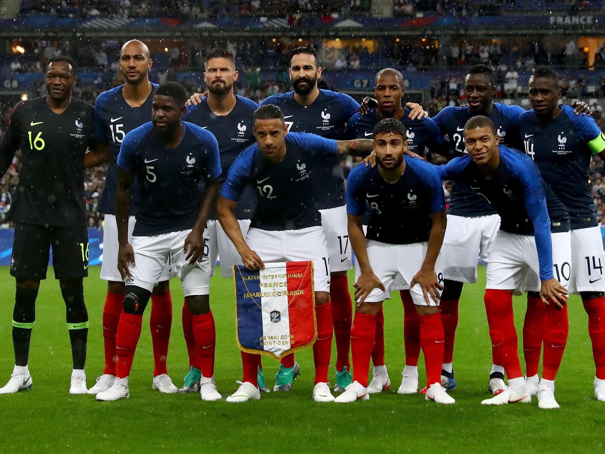 52eddba86 France World Cup squad guide  Full fixtures