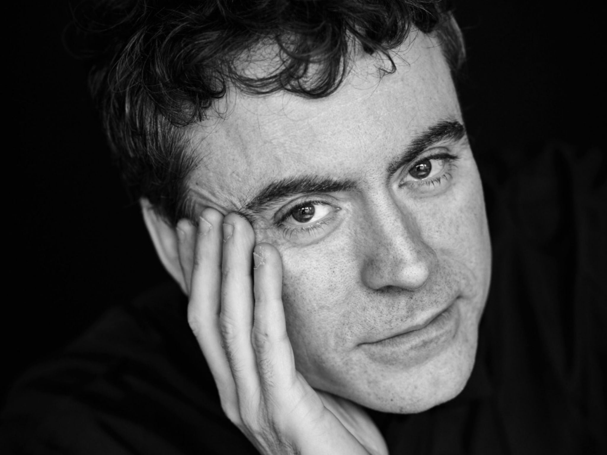Paul Lewis Royal Festival Hall London Review Haydn S Sonatas Performed With A White Hot