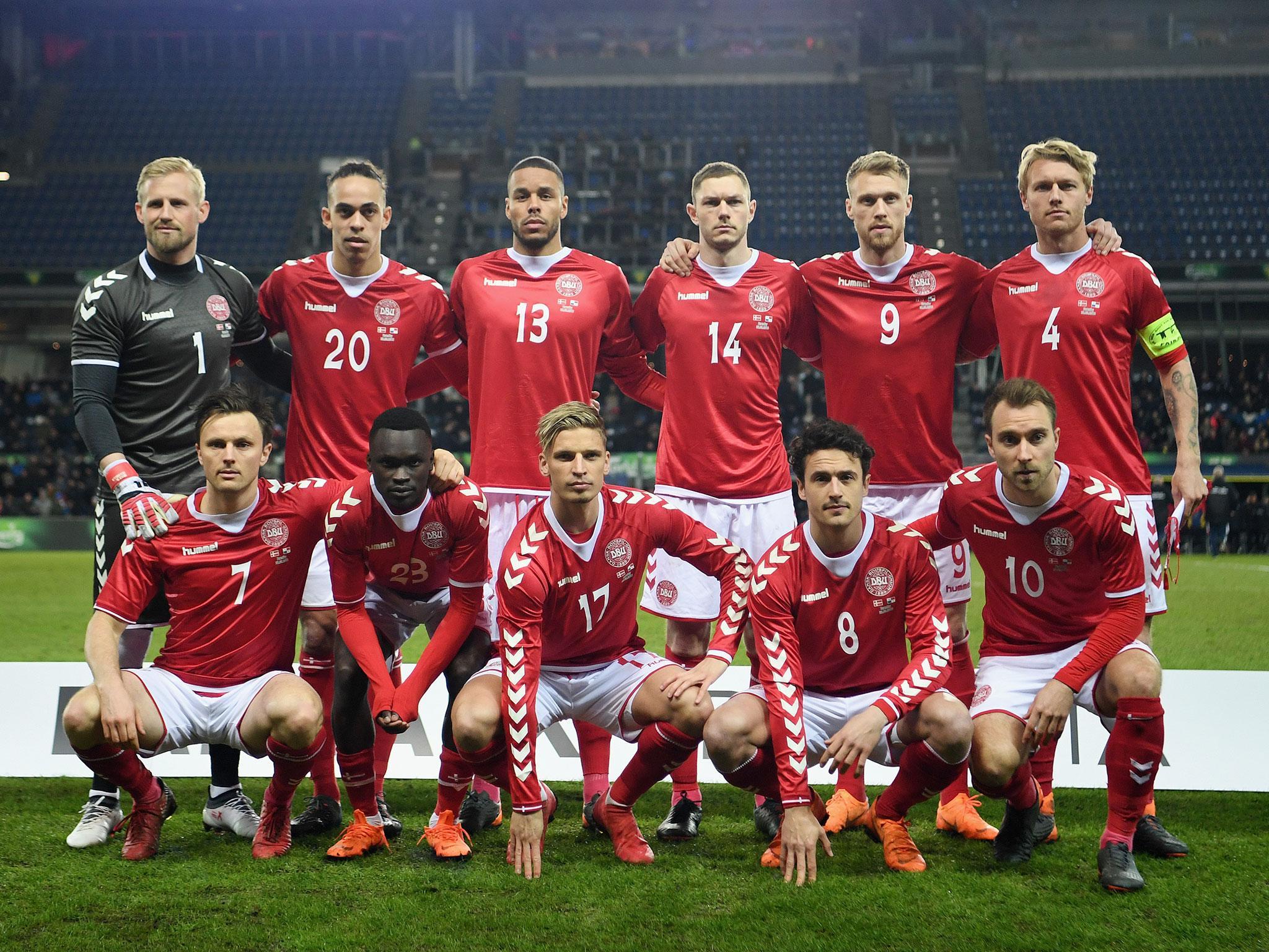 Dänemark Fussball