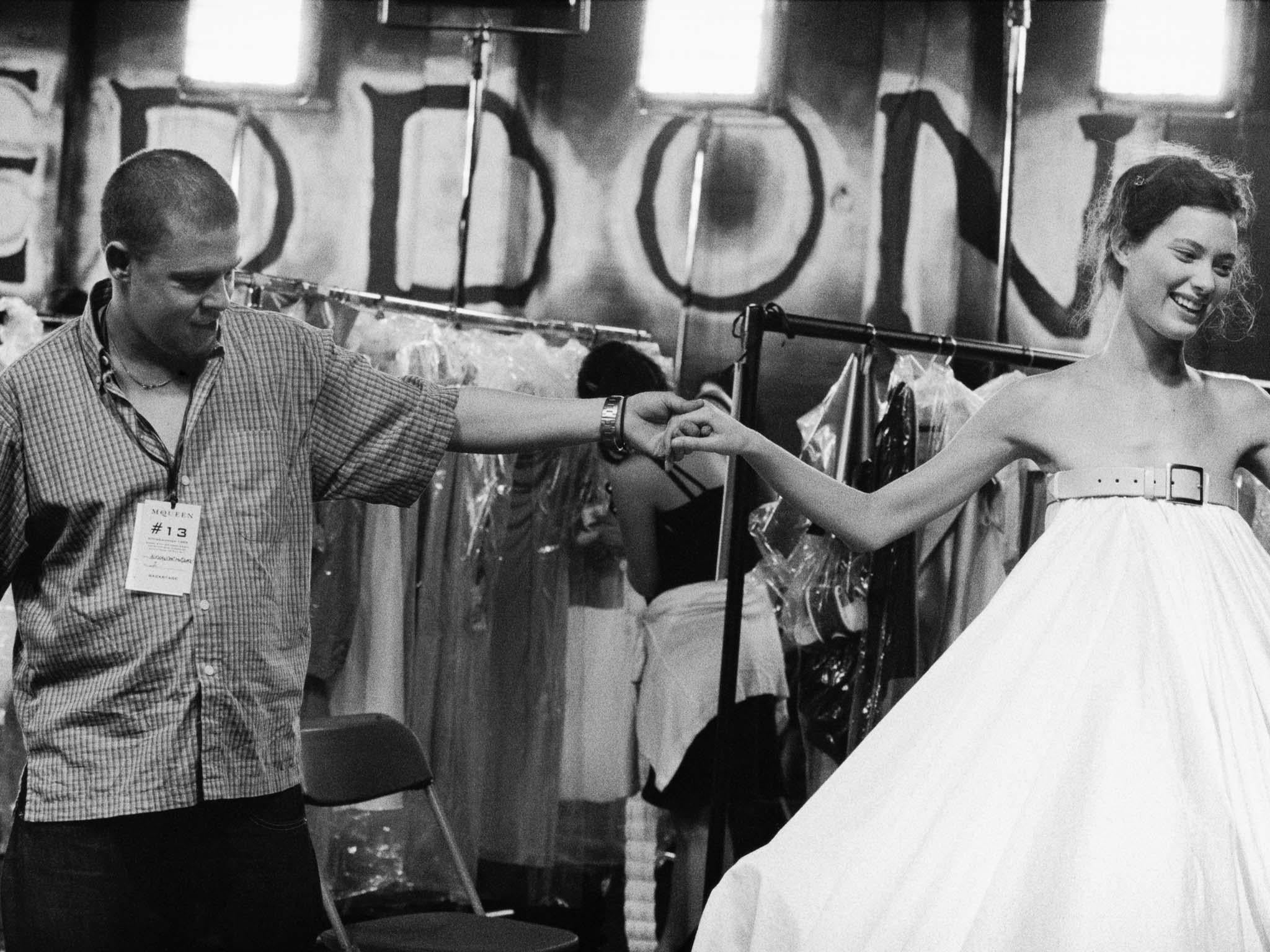 Alexander Mcqueen Proved Money Doesn T Bring You Happiness But Will The Truth Of His Character Be Revealed In Latest Documentary The Independent The Independent