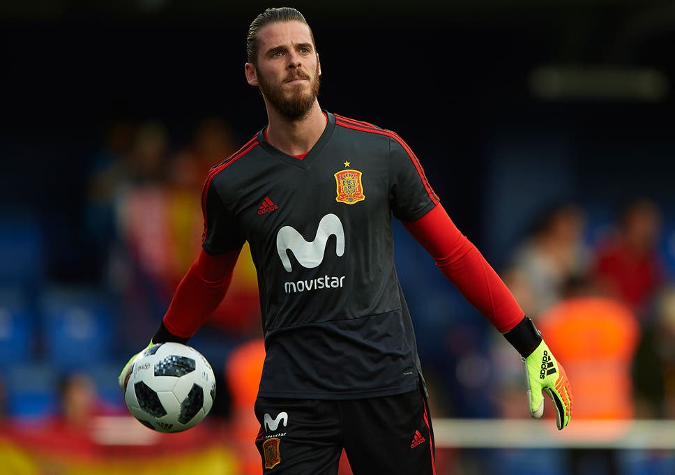 david de gea refuses to applaud spanish pm after he criticised
