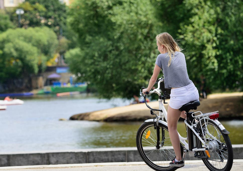 Getty Images Istockphoto An Electric Bicycle