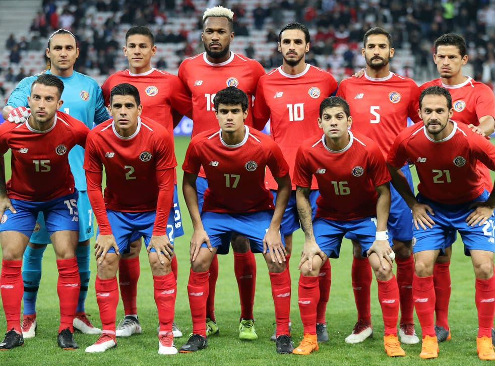 After reaching the quarter-finals four years ago, Costa Rica now rival Mexico as the top team in the Concacaf region