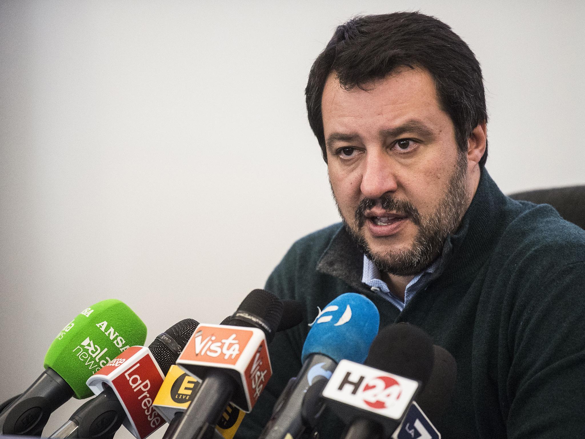 Matteo Salvini – Italy, Lega