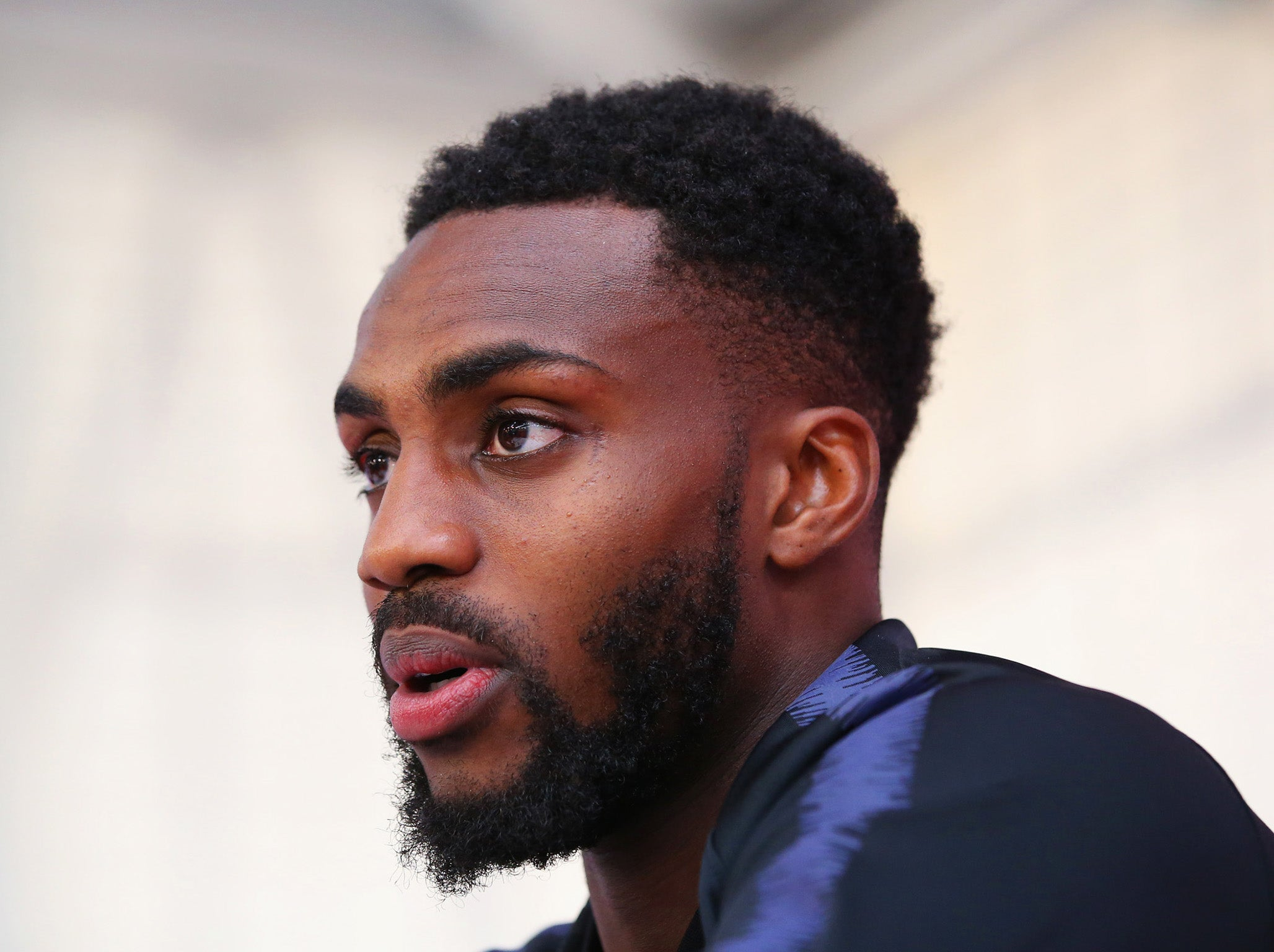 danny rose: england is my salvation from my battle with depression