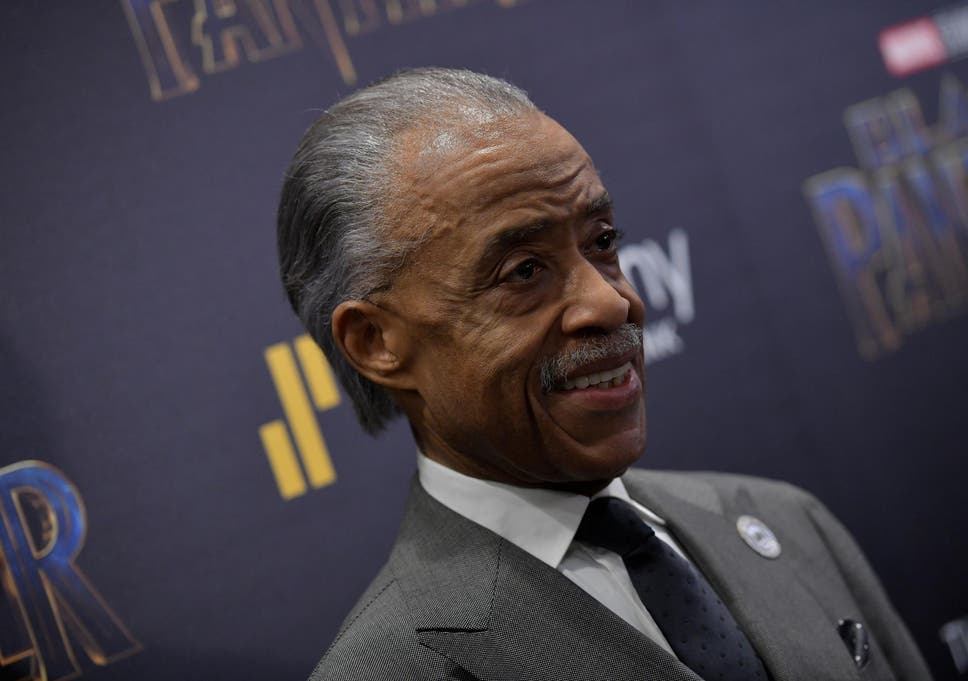 Reverend Al Sharpton Says Trump Is An Embarrassment To America And
