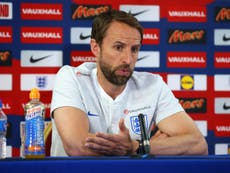 Southgate: England will not walk off if racially abused in Russia