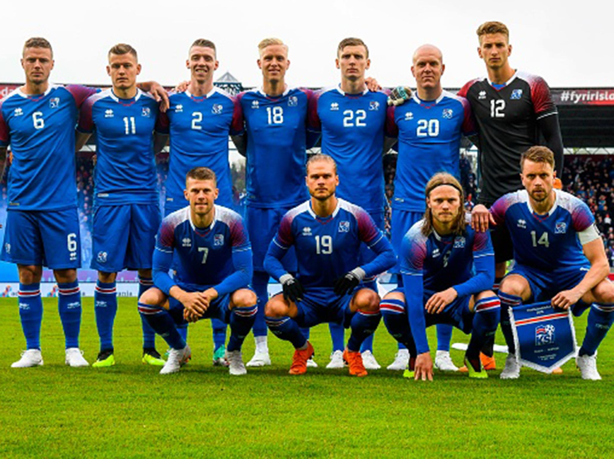 Iceland World Cup squad guide  Full fixtures 923c67e29