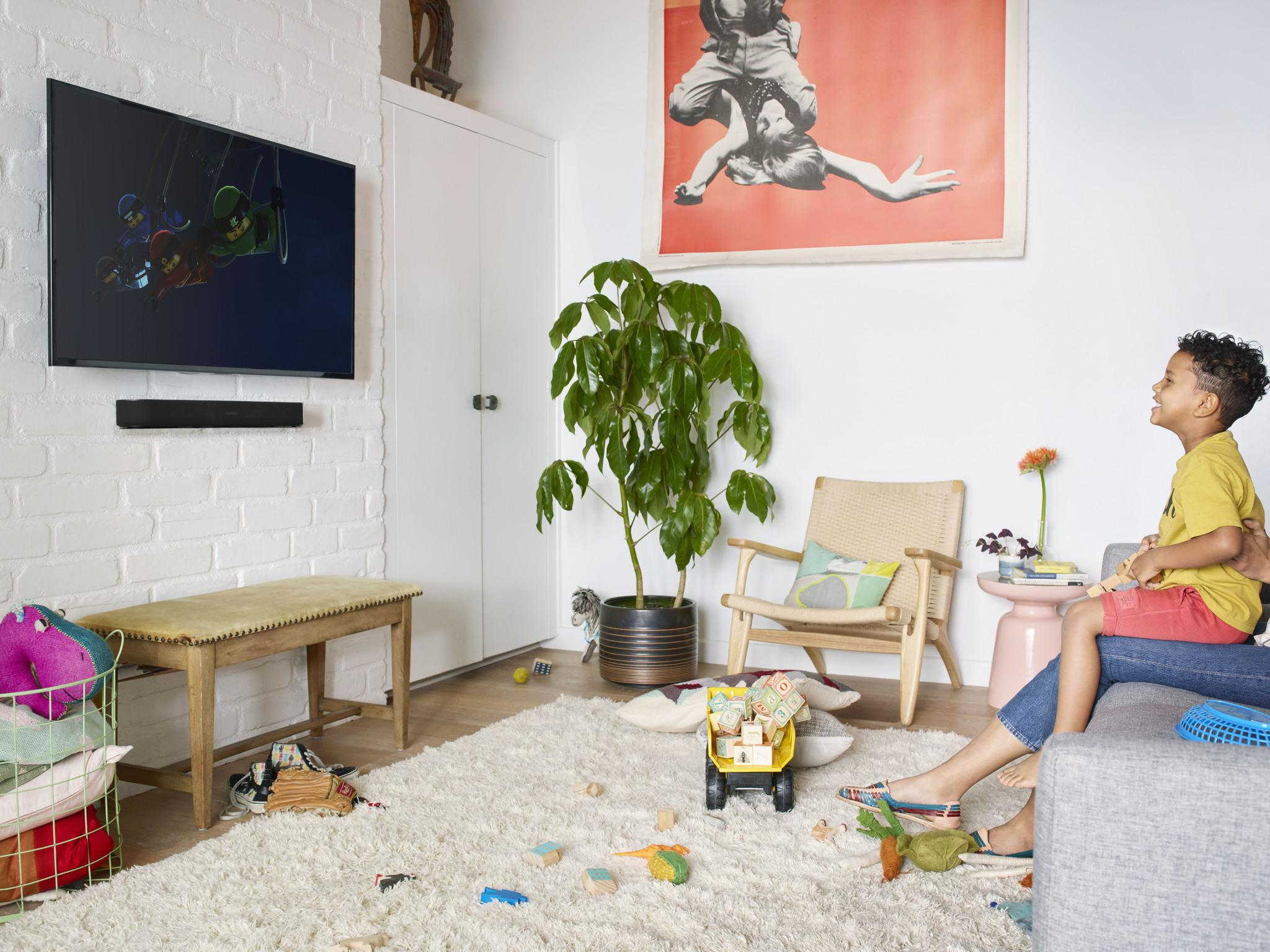 Sonos Beam Everything You Need To Know About The Smartest Speaker Book Wiring Observation Room Experiment Your Tv Can Have Independent