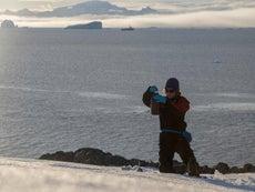 Plastic and hazardous chemicals found in remotest parts of Antarctica