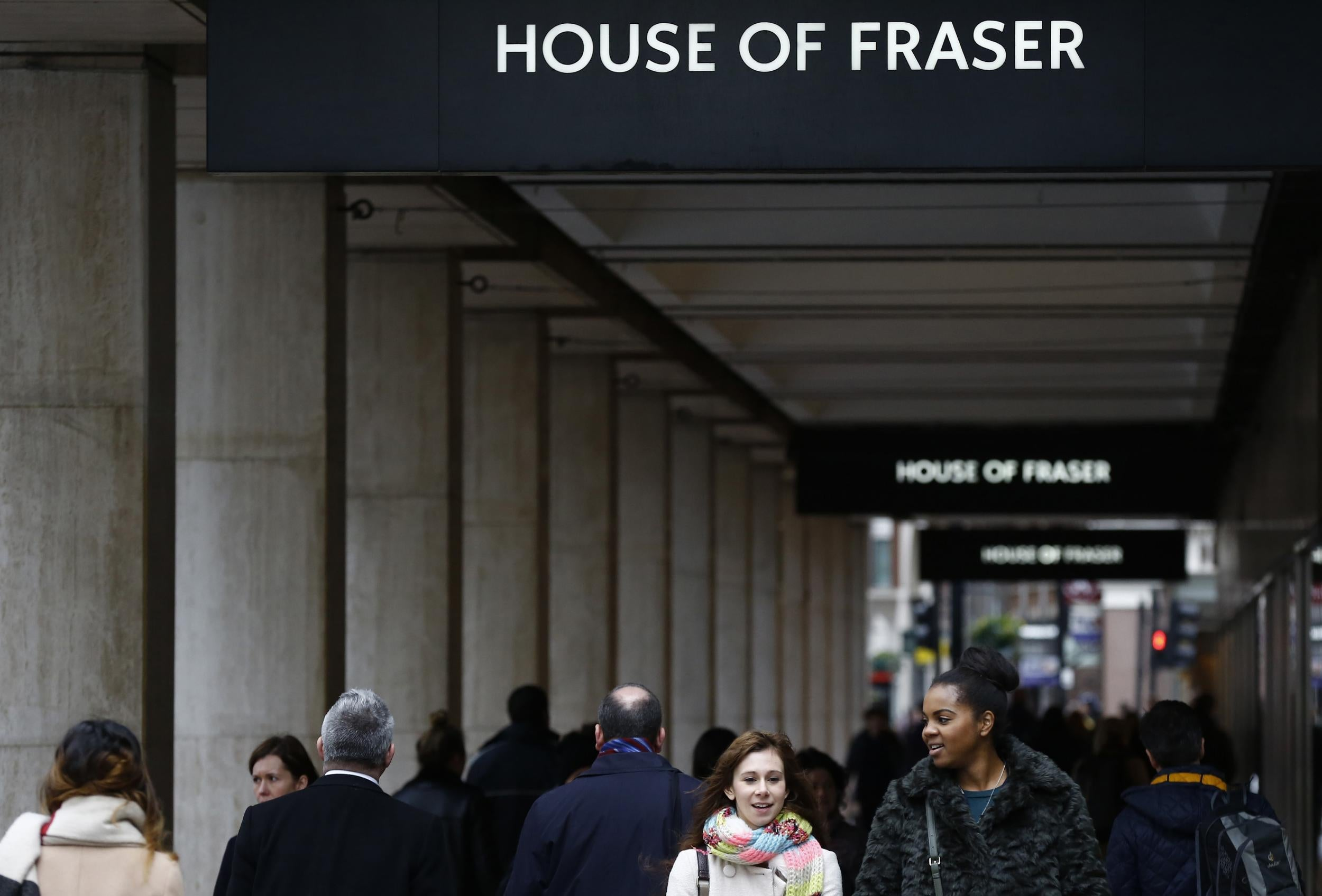House Of Fraser Latest News Breaking Stories And Comment The