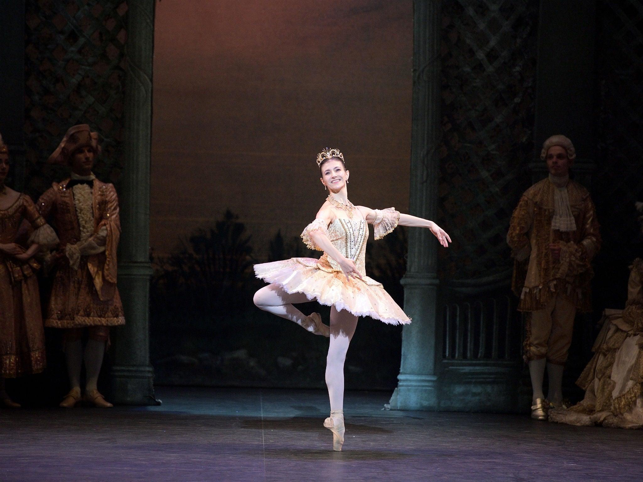 First Transgender Ballerina