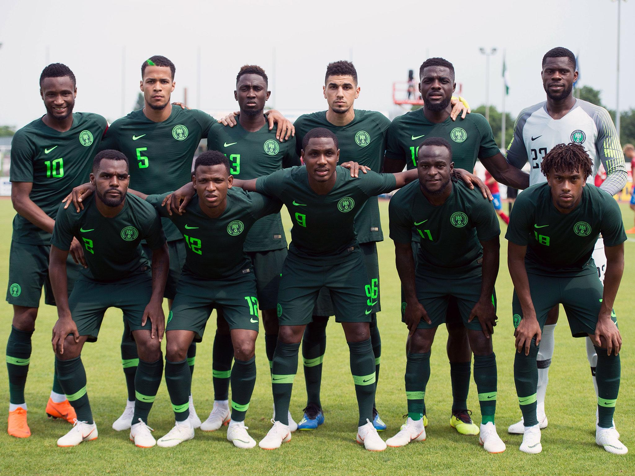 Nigeria World Cup squad guide  Full fixtures 332252cfa