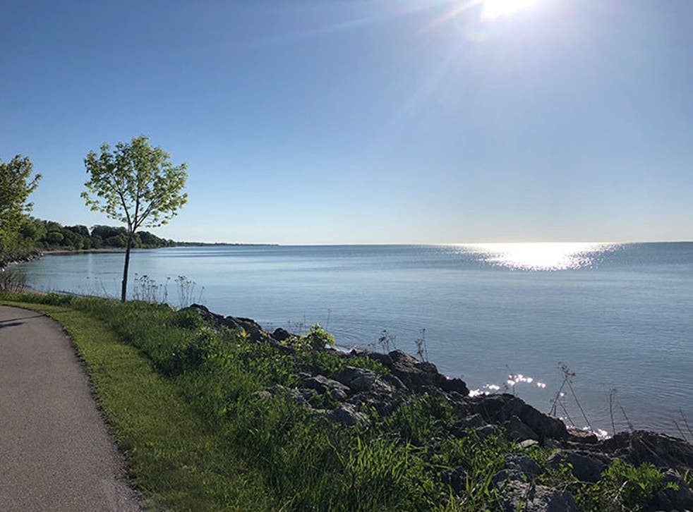 Picture: Lake Michigan