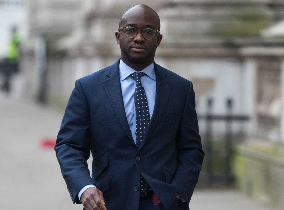Sam Gyimah was told that a King's College London academic was reported