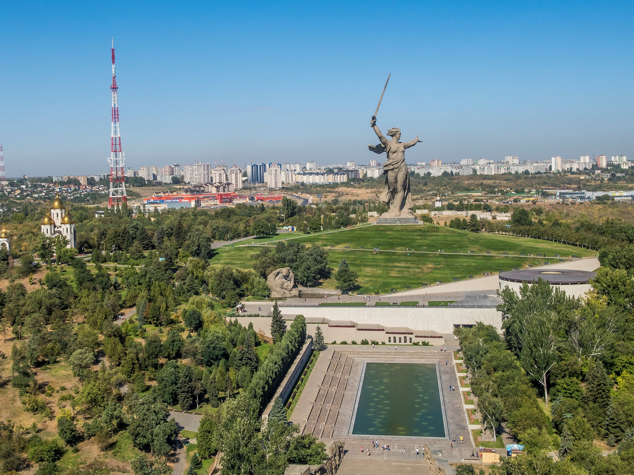 The city that can't forget the war: Why Volgograd hopes the World Cup can help it enter a new era