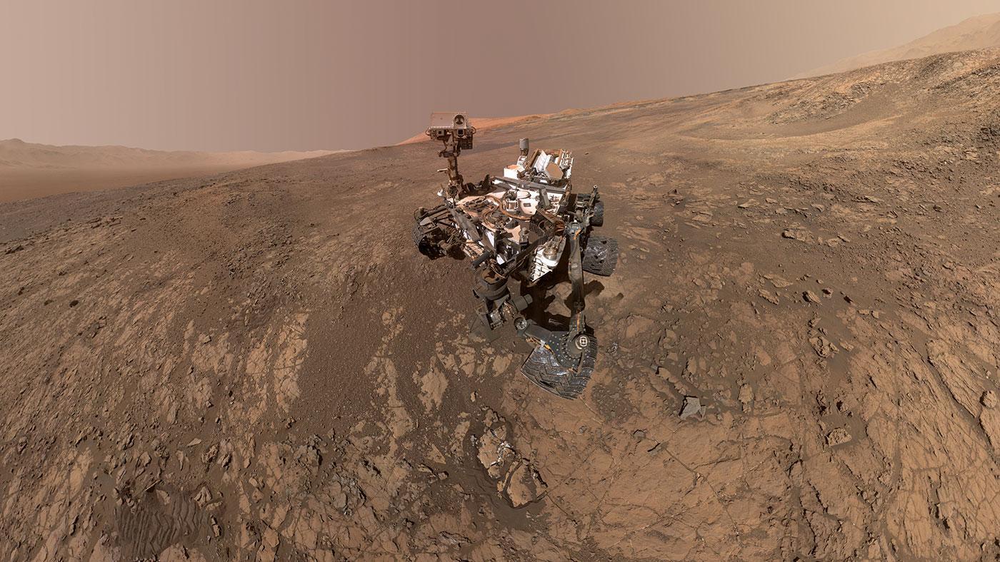 mars rover video - HD1024×768