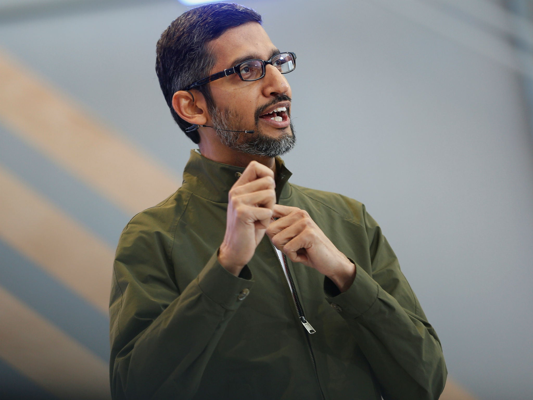 Google pledges to not work on weapons after Project Maven backlash