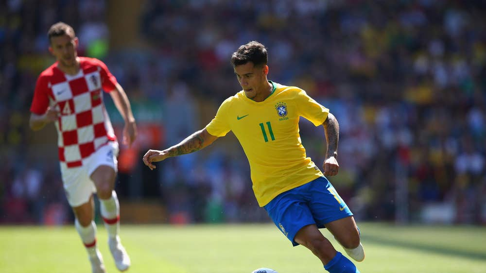 b8f9fb8d6 Brazil World Cup squad guide  Full fixtures