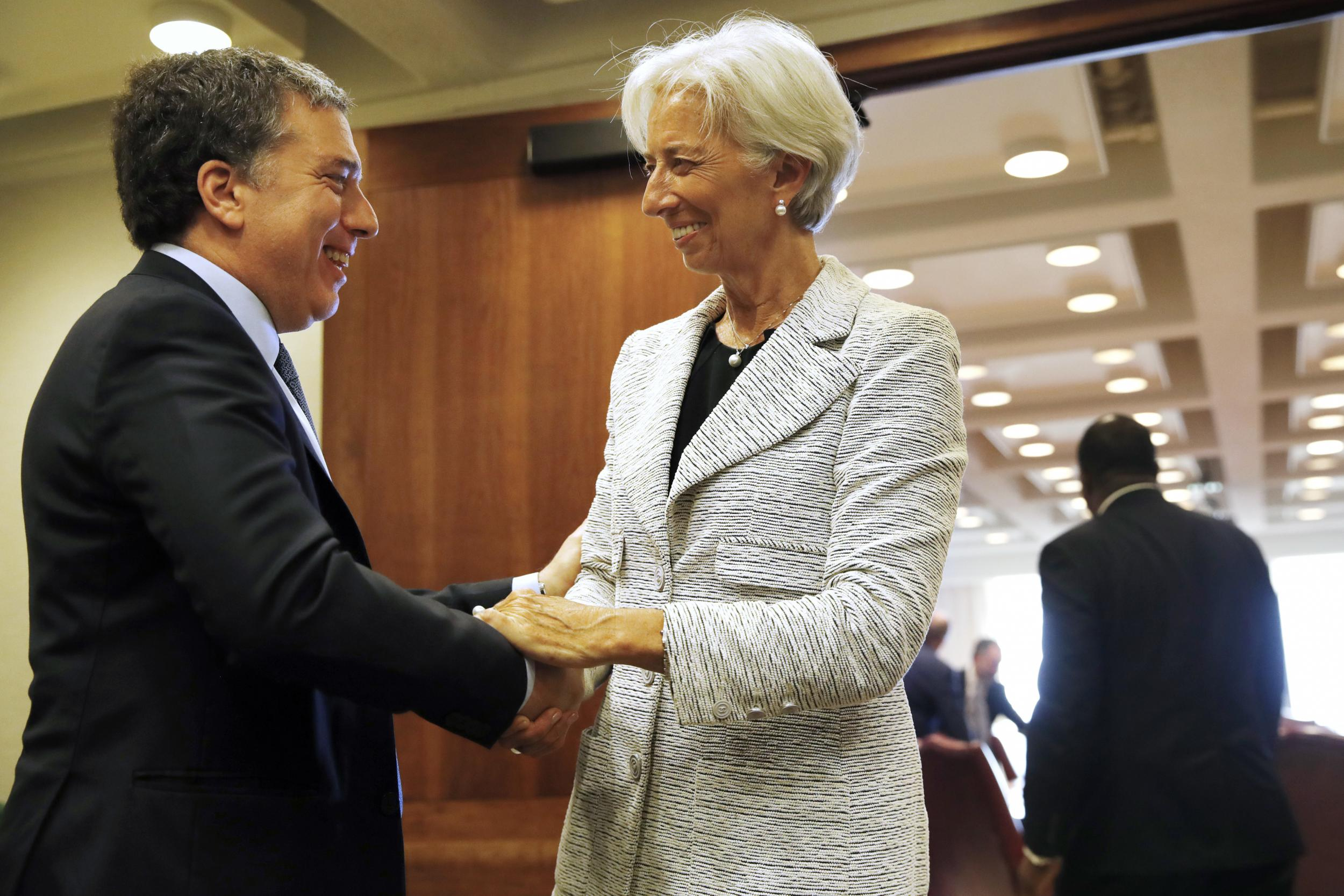 IMF agrees $50bn loan for inflation-stricken Argentina