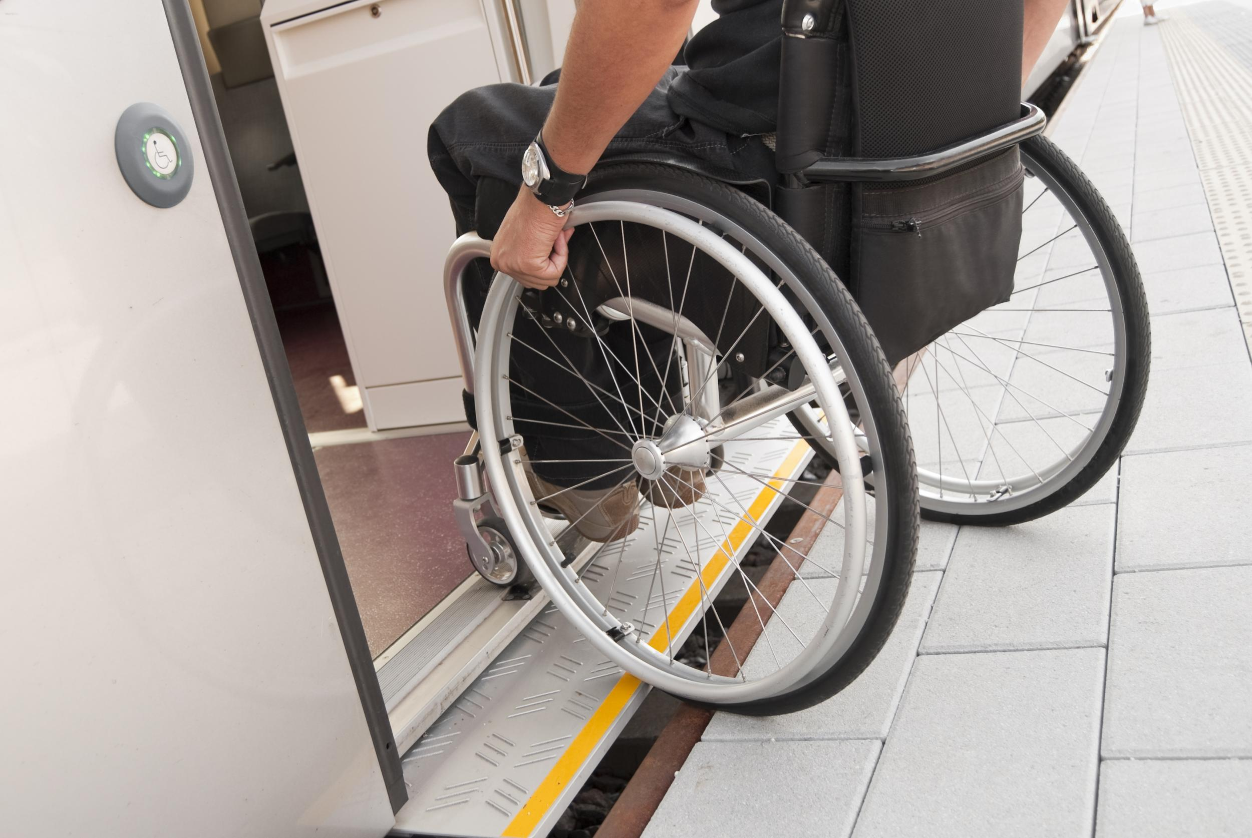 Violent hate crime against disabled has risen by 41 per cent in the last year, figures suggest