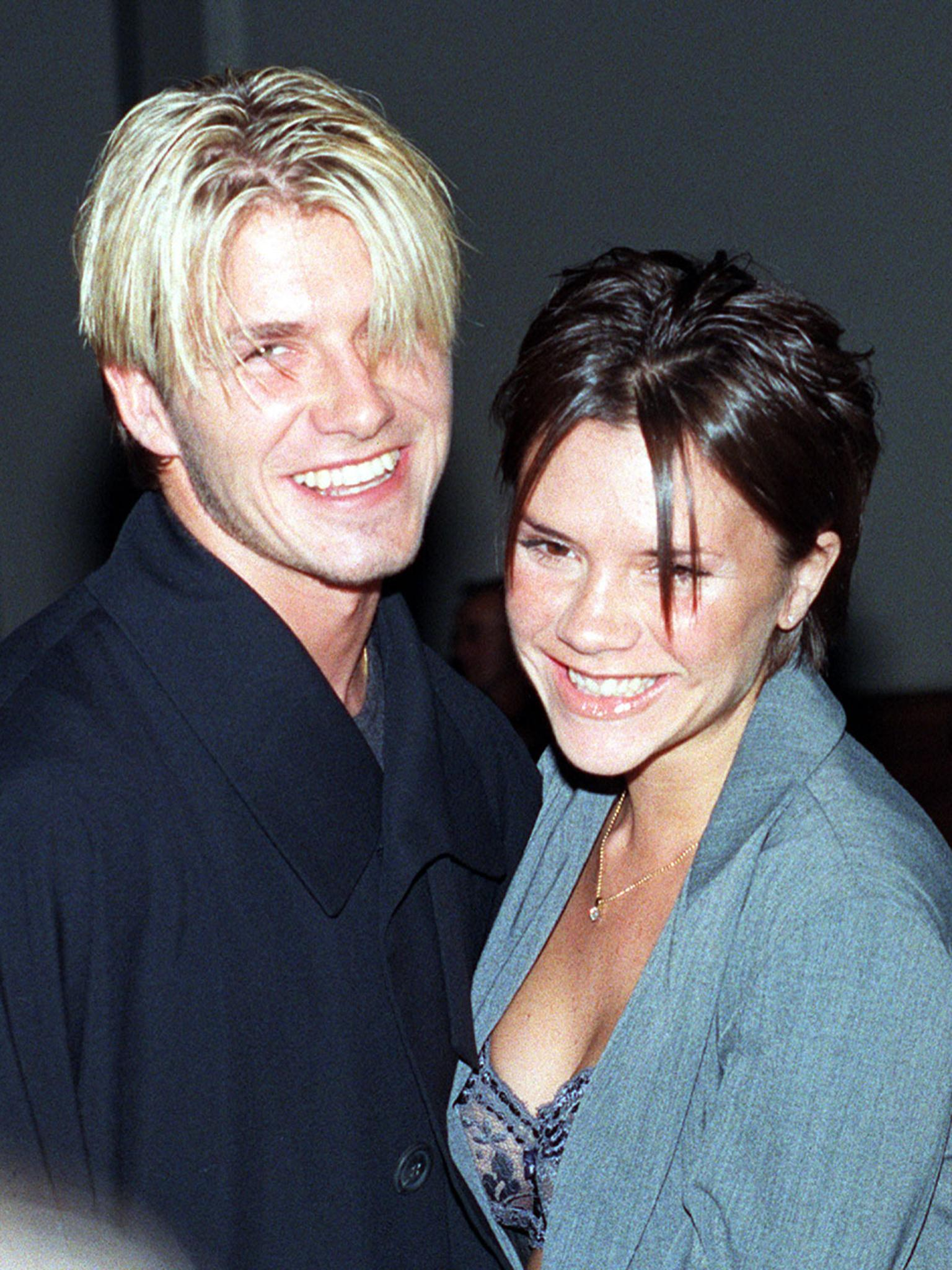 Victoria Beckham calls David Beckham a  great husband  ahead of 20th ... 1786bfa657