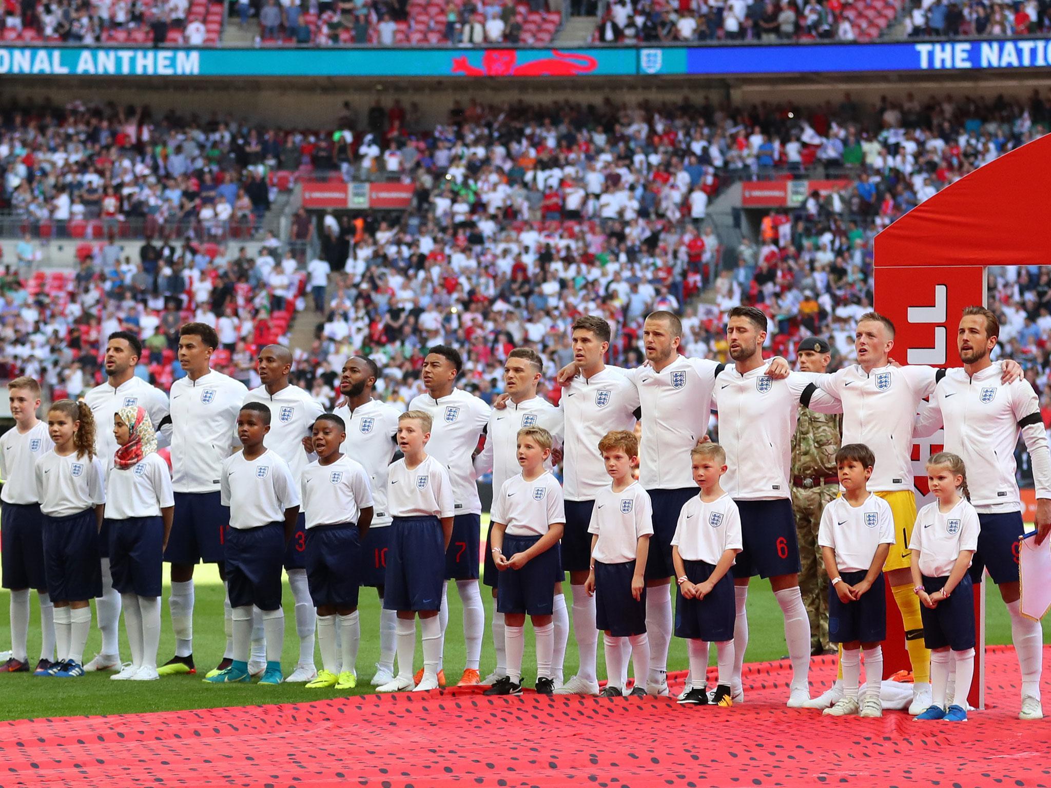 Kết quả hình ảnh cho england team