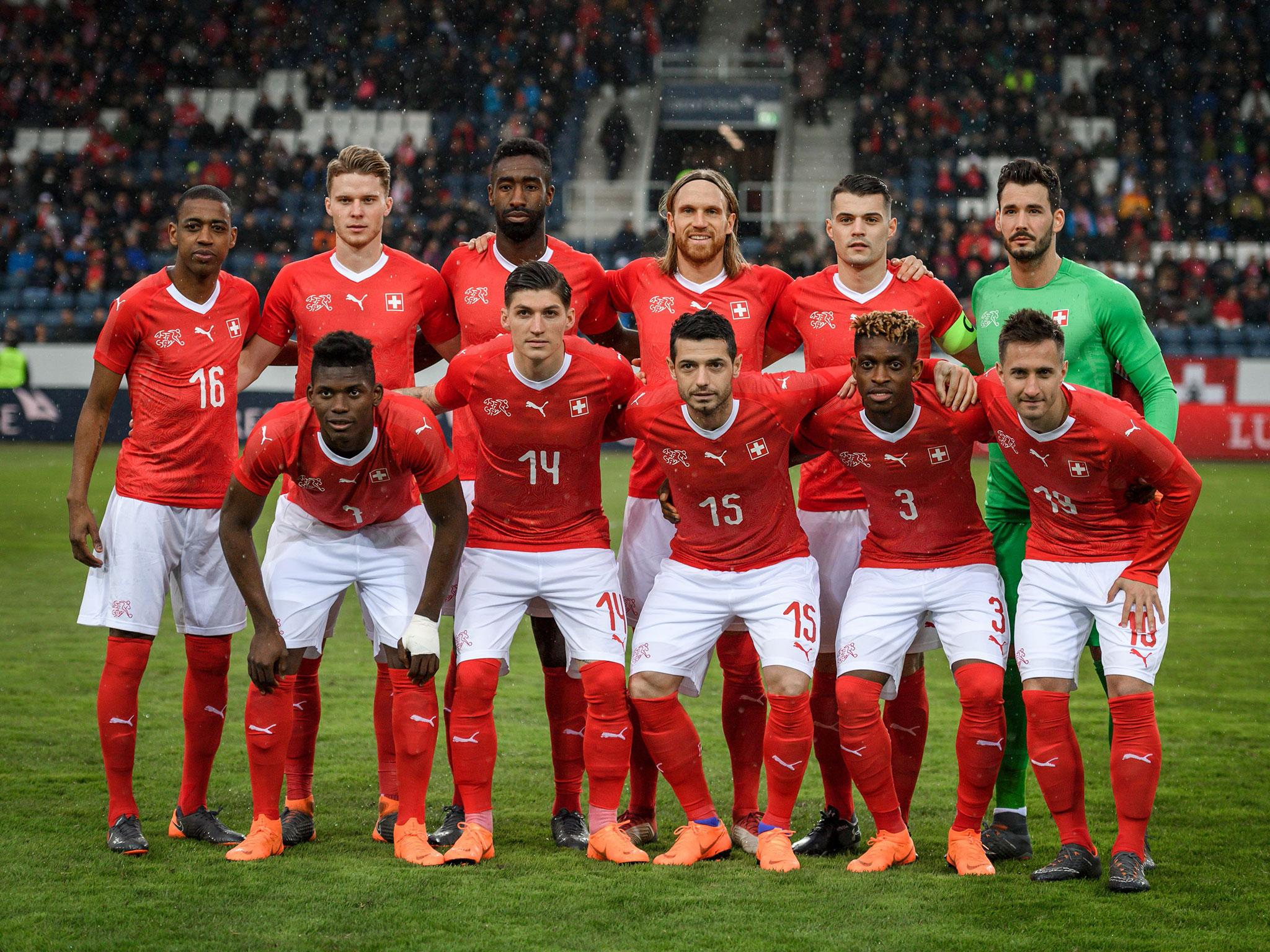4ff7b97410a Switzerland World Cup squad guide: Full fixtures, group, ones to watch,  odds and more | The Independent