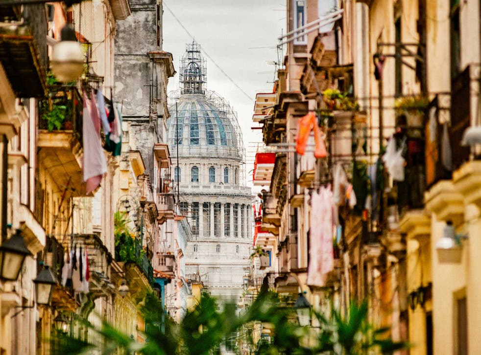 Havana is a city where each successive architectural genre has been fossilised in time