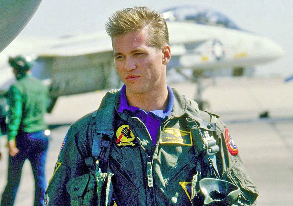Top Gun 2 Val Kilmer Confirmed To Return As Iceman The Independent