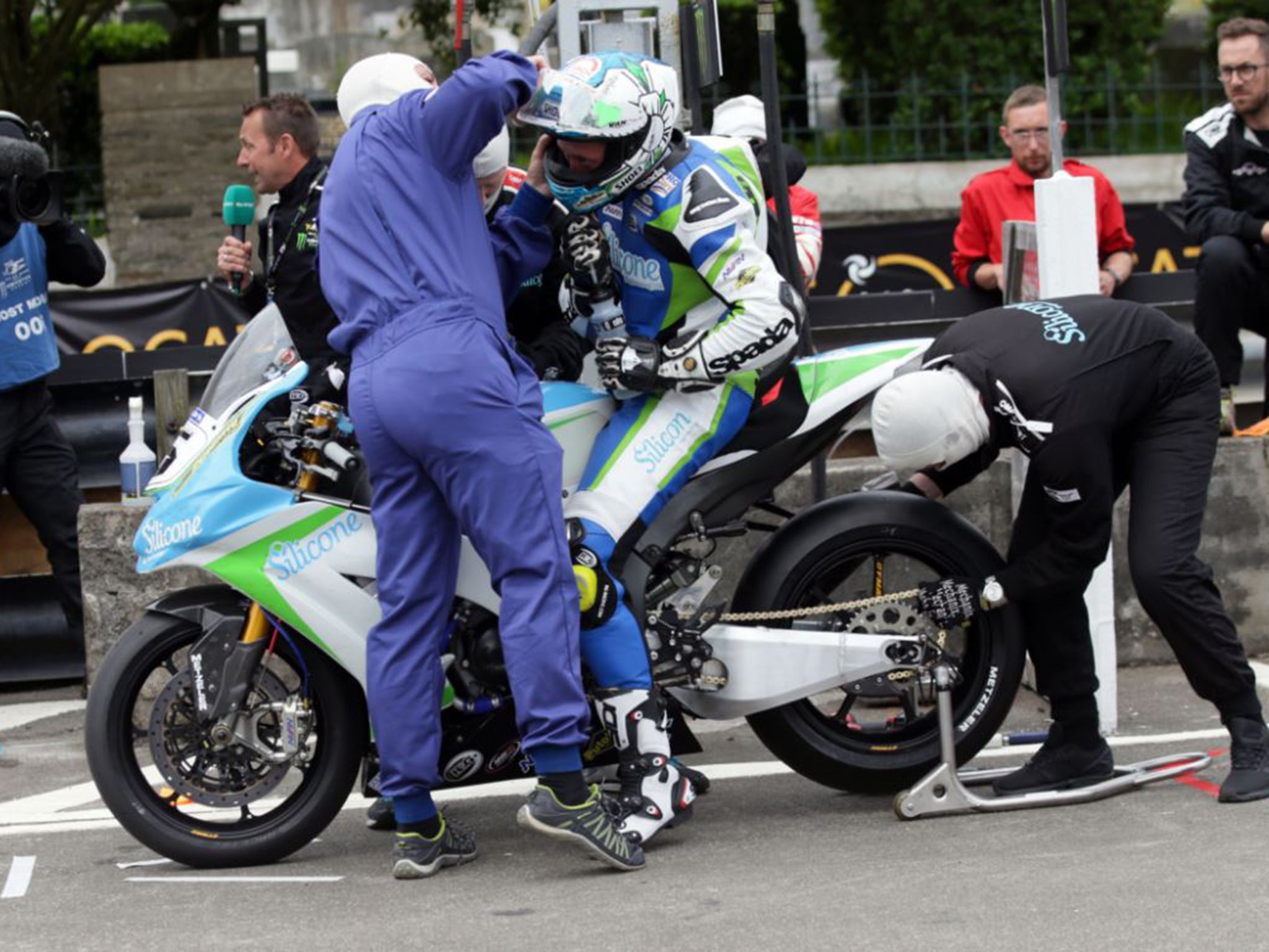 Isle of Man TT results: Peter Hickman becomes the world's