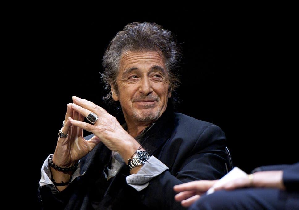Al Pacino to star in Quentin Tarantino's new film.