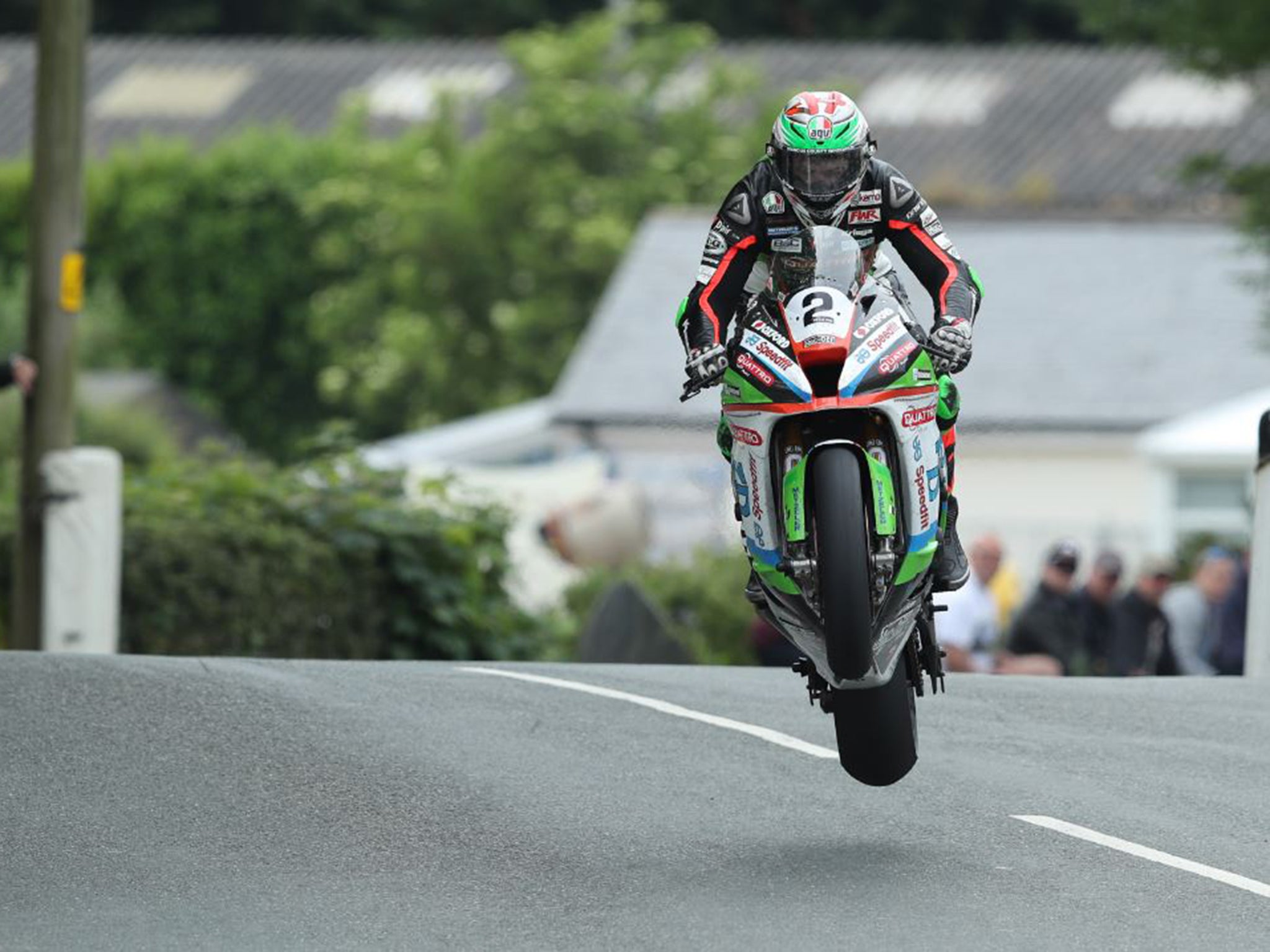 Isle of Man TT 2018 results: Michael Dunlop bags second win