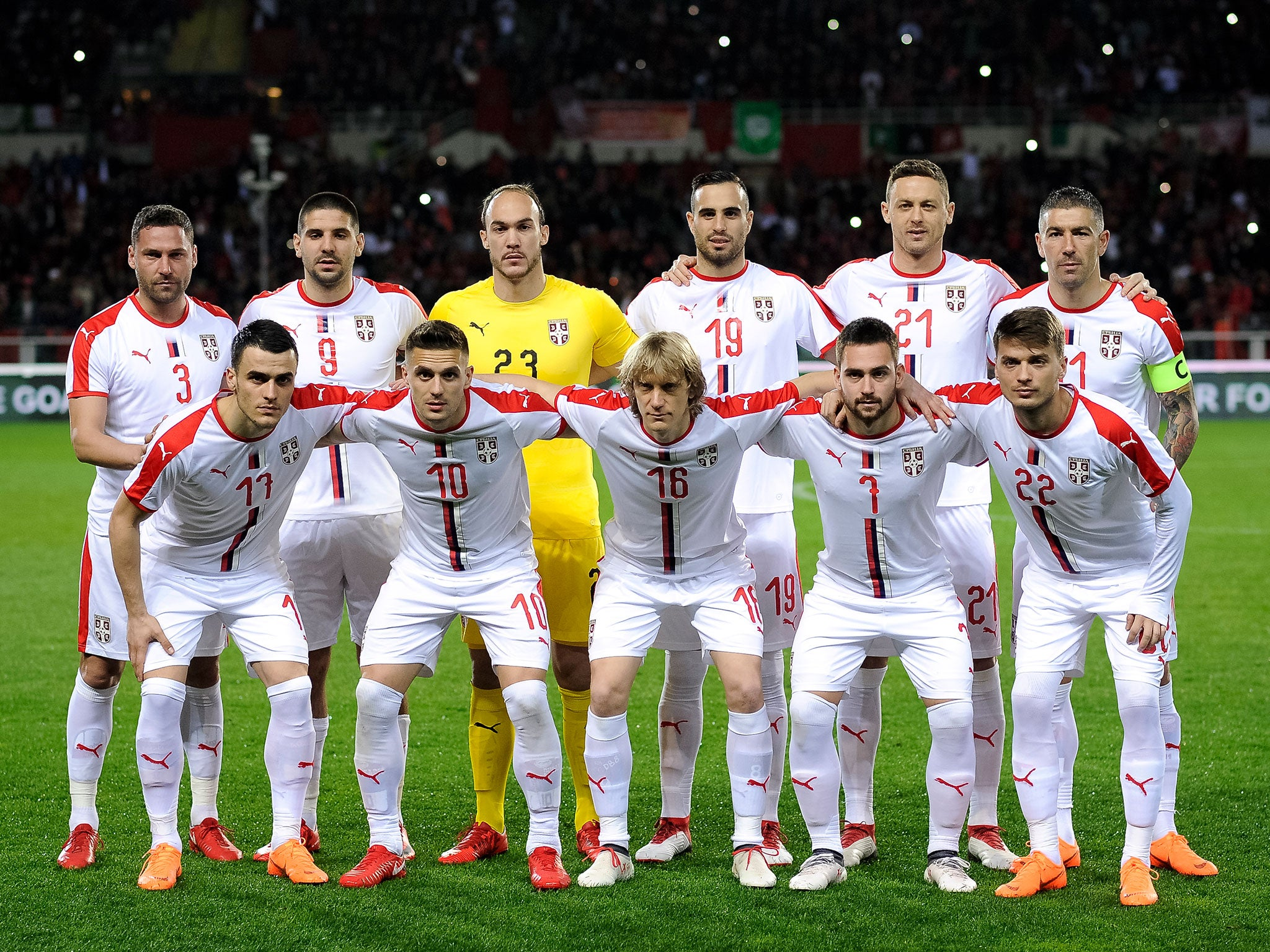 Serbia World Cup squad guide: Full fixtures, group, ones to watch, odds and more